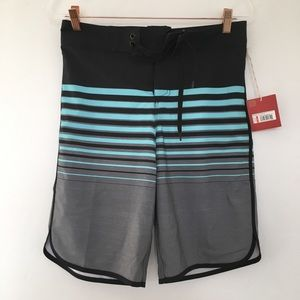 Mossimo 4 Way Stretch Stretch Fly Board Shorts